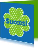 Succes kaarten - JippieJippie succes 001
