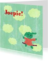 Felicitatiekaarten - Joepie
