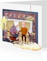 Jubileumkaarten - Jubileum Trouwdag samen