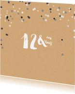 Jubileumkaarten - Jubileumkaart zelf in te vullen