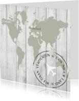 Verhuiskaarten - Kaart Atlas emigreren