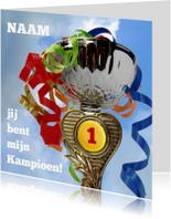 Coachingskaarten - Kampioen Beker