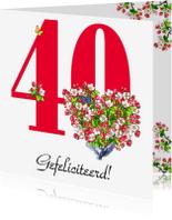 Verjaardagskaarten - KendieKaart-40-Blossom hearts