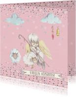 Kerstkaarten - Kerstkaart angels