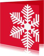 Kerstkaarten - Kerstkaart CliniClowns Sneeuw