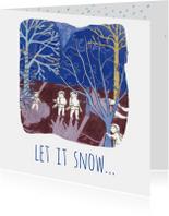 Kerstkaarten - kerstkaarten-winter-KK