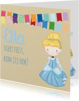 Kinderfeestjes - Kinderfeest Vlaggetjes11 - TJ