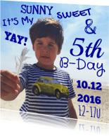Kinderfeestjes - kinderfeestje foto tekst