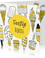 Kinderfeestjes - Kinderfeestje ijsjes