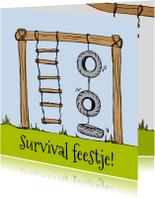 Kinderfeestjes - Kinderfeestje survival