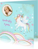 Kinderfeestjes - Kinderfeestje unicorn