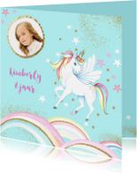 Kinderfeestje unicorn