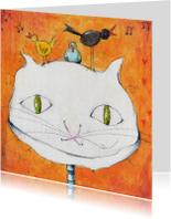 Kunstkaarten - Kunstkaart Sing along