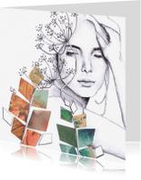 Kunstkaarten - Kunstkaarten Dromen collage