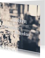 Spreukenkaarten - Letter love boeken - DH