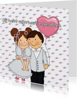 Liefde kaarten - Liefde Hartje gestolen - TbJ