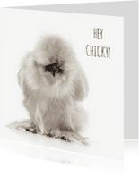 Valentijnskaarten - Liefde - Hey Chicky
