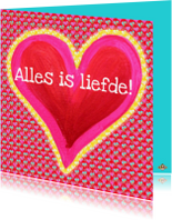 Liefde kaarten - Liefde kaart Alles PA