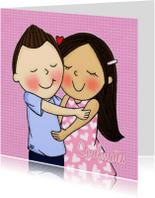 Liefde kaarten - Liefde Soulmates - TbJ