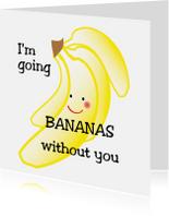 Liefde kaarten - Liefdeskaart grappig