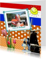 Vakantiekaarten - Liefs uit Holland eigen foto