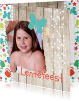 Communiekaarten - Lieve kaart voor Lentefeest - DH