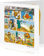 Zomaar kaarten - Loeki strip kabouters - A