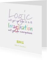 Coachingskaarten - Logic and imagination 4k
