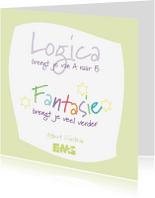 Spreukenkaarten - Logica en Fantasie