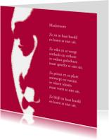 Coachingskaarten - Maalstroom - ze zit in haar hoofd
