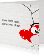 Kerstkaarten - Mocards liefdevolle kerstkaart