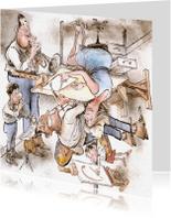 Kinderkaarten - muzikale draaikaart2