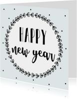 Nieuwjaarskaarten - Nieuwjaarskaart 2 - WW