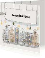 Nieuwjaarskaarten - Nieuwjaarskaart Inspiratie