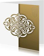 Nieuwjaarskaarten - nr27-O&N3b-ornament