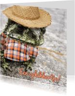 Beterschapskaarten - Opkikkertje Animal Crackers
