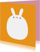 Paaskaarten - Pasen Konijn