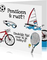 Pensioenkaart sportief