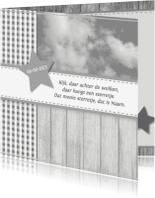 Rouwkaarten - Rouwkaart 01