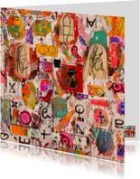 Kunstkaarten - Signs of life