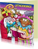 Sinterklaaskaarten - Sinterklaas Cliniclowns Boek