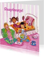 Kinderfeestjes - Slaapfeestje by Cartita Design