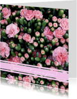 Bloemenkaarten - Speciaal voor jou! - BK