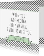 Sterkte kaarten - Sterkte kaart  bijbeltekst - WW