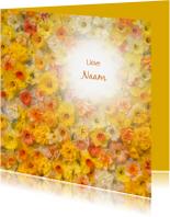 Sterkte kaarten - Sterkte Opbeurende bloemen