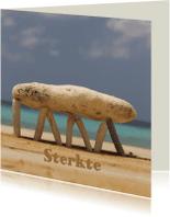 Sterkte kaarten - Sterkte Steen Zee Zon