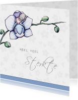 Sterkte kaarten - Sterktekaart muis orchidee IH