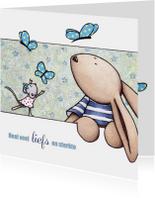 Sterkte kaarten - Sterktekaart T&M Vlinders - IH