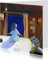 Kinderfeestjes - Sterrenhemel slaapkamer
