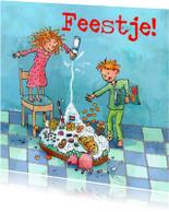 Kinderfeestjes - Taart! Feest!